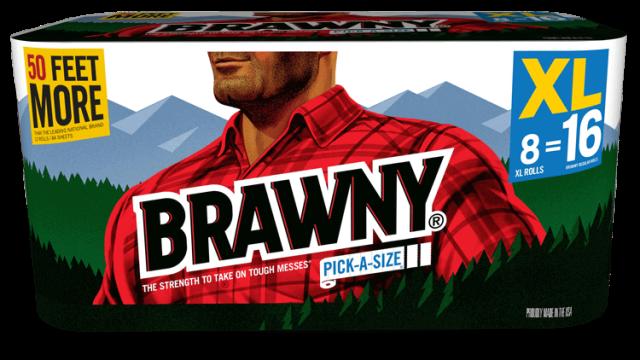 Not So Fair Brawny 174